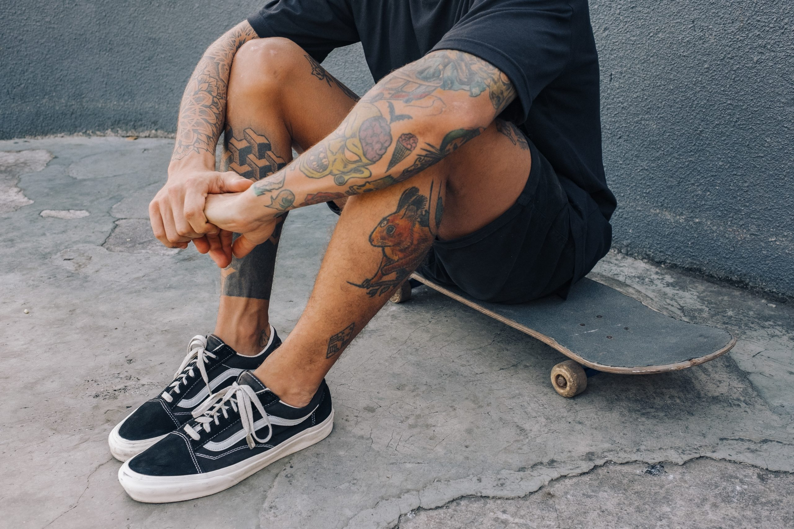 Retro Skater Boy
