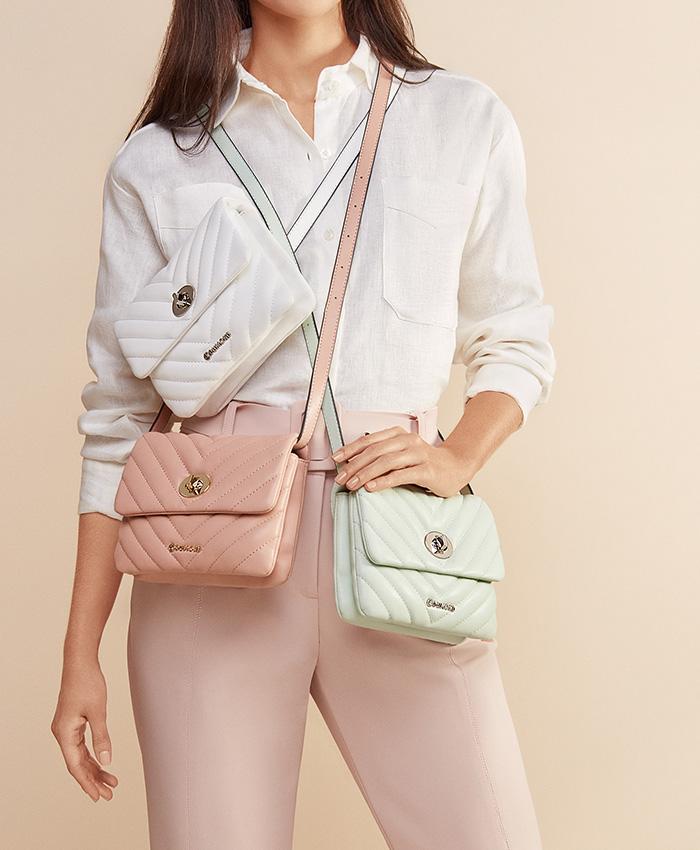 Pastel Color Bags