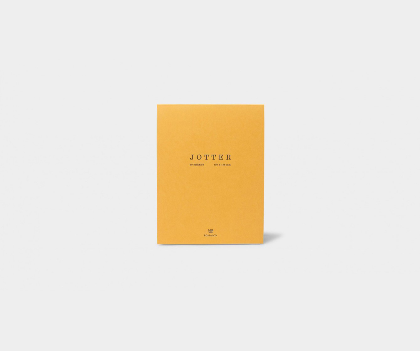 Jotter: Yellow Edition