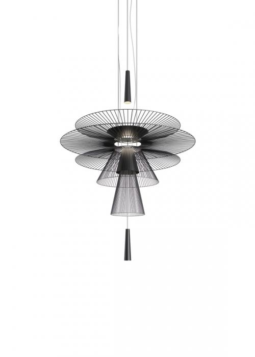 Metal Futuristic Lamp