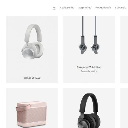 Shop Sample 6