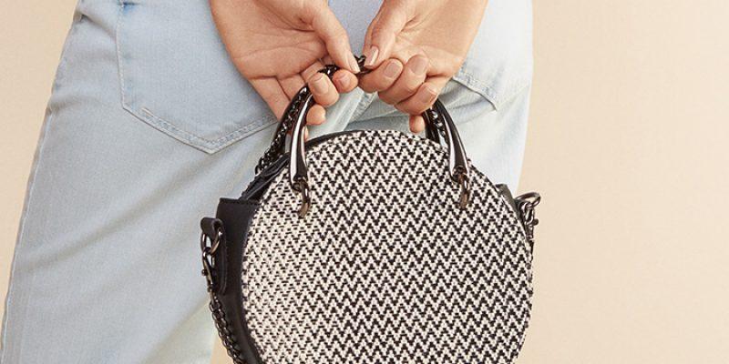 Round Mini Bag