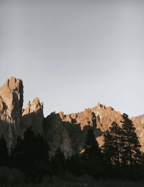 Mountains and Cliffs