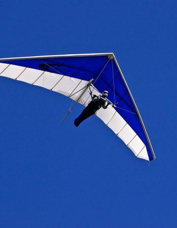 Blue Deltaplan