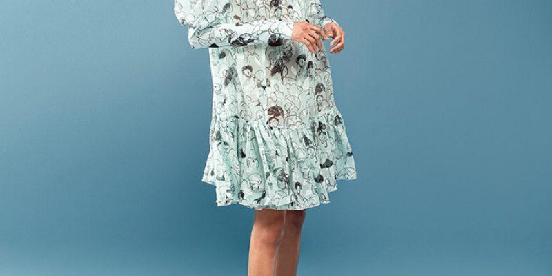 Doodle Dress