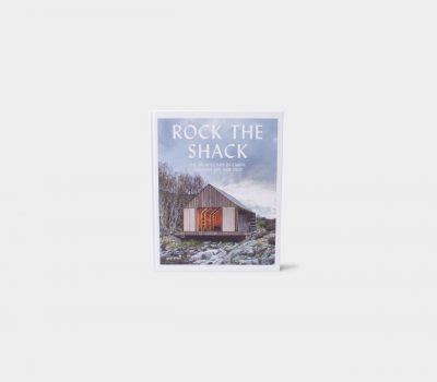 Rock The Shack- Book